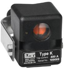 Kortsluitindicator type K/KM.KH
