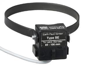 Aardfout sensor type SE